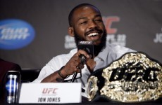Jones successfully defends title at UFC 152