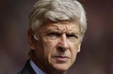 Wenger blasts big-spending rivals