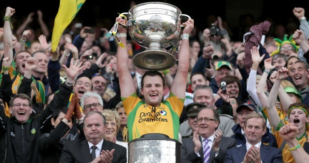 In Pictures: All-Ireland football final day