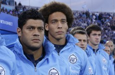 You re not incredible Hulk is no Messi says demoted Zenit star