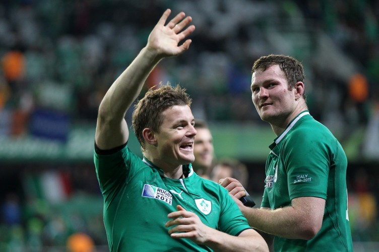 Brian O'Driscoll is keen for more memories, such as the World Cup win over Australia.