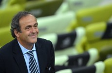 Platini keen to stage winter World Cup in Qatar