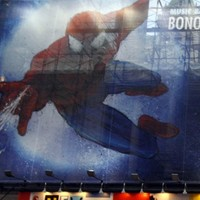 Spiderman musical: performer hospitalised after 30-foot fall