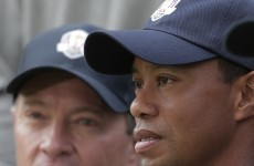 Ryder Cup 2012: Woods hopes for Jordan jump factor for USA
