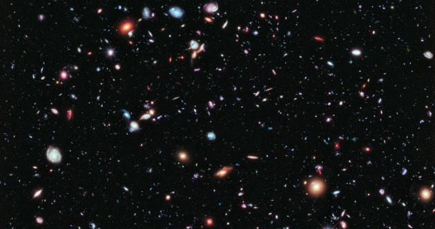 PIC: The most jewel-like image of the universe we've ever seen