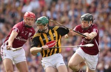 Shefflin leading the way in front of goal