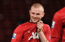 Family Fortunes: Father of United debutant snaps up £10,000 bet