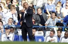 Di Matteo praises 'leader' Terry