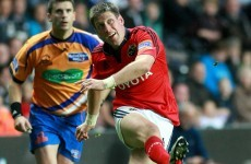As it happened: Ospreys v Munster, RaboDirect Pro12
