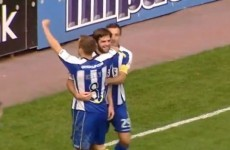 VIDEO: Sheridan bags a hat-trick for Killie