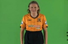 Last laugh: Jimmy Bullard, this is your wacky, wacky life