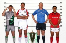 Heineken Cup: Provincial captains talk up their side's trophy chances