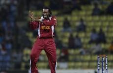 Sri Lankan police arrest women found socialising in hotel room of West Indies cricket stars