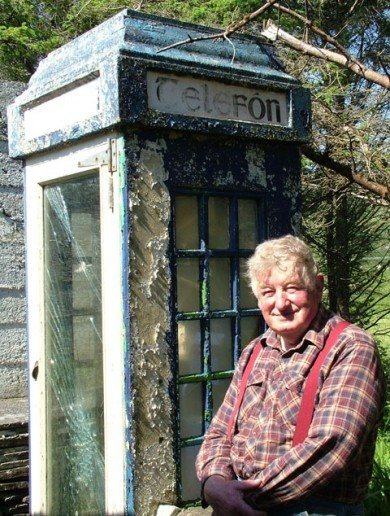 Vanishing phoneboxes doc represents Ireland in China fest
