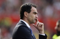 Roberto Martinez fined £10k for Old Trafford comments