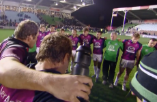 VIDEO: 'The West's Awake' goes behind the scenes at Connacht