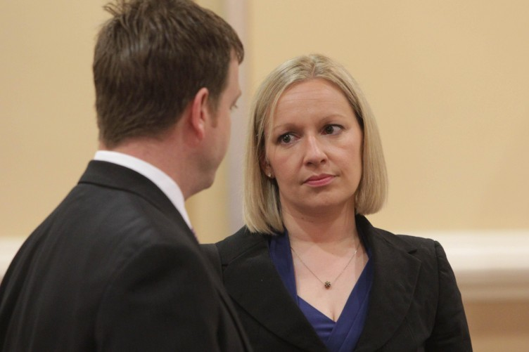 Lucinda Creighton last month said she would rather the government did not choose to legislate in the area of abortion.