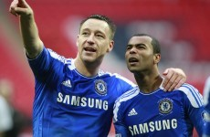 You stay classy, Ashley: Cole brands FA a 'bunch of tw*ts' following Terry report