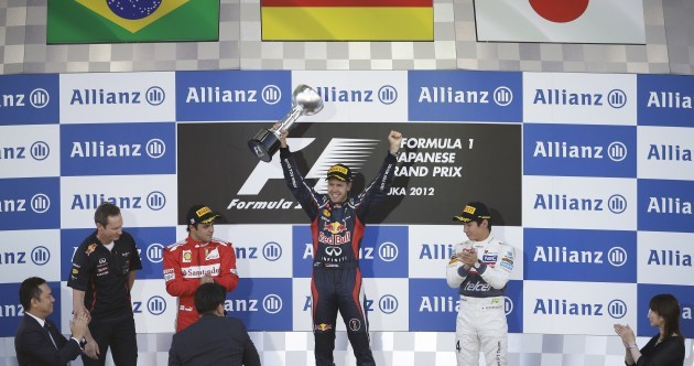 Formula 1: Vettel closes the gap on Alonso with dominant win