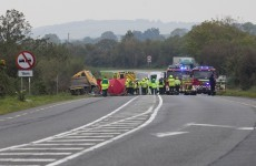 Truck driver killed in Wicklow crash