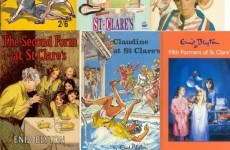 8 memories and 2 little known facts about Enid Blyton's St Clare's books