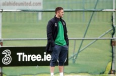 Injury update: Robbie Keane will be fighting fit to face Germans, says Marco Tardelli