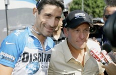 Armstrong team-mate Hincapie admits to doping, apologises