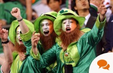Column: Like Ireland's football fans, we all want to belong