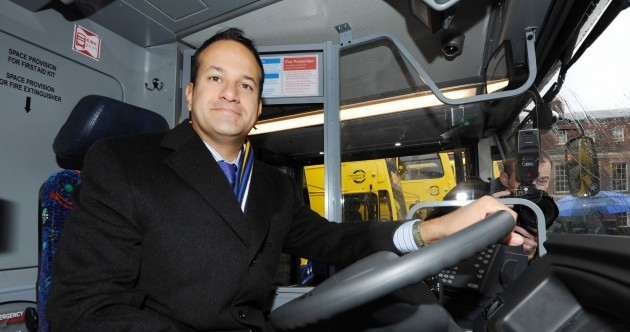 Caption Competition: the wheels on the bus go round and round...