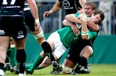 Green pastures: Chiefs' Whitten ready to 'give it a real rattle' against Leinster