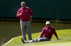 Westwood favours Clarke for Ryder Cup captaincy