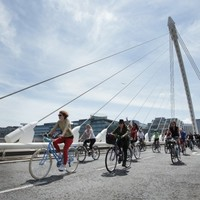 �On yer bike!� Cycle commuting is on the up in Ireland