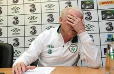 'Our aim is not Germany, our aim is Sweden and Austria' declares Trapattoni
