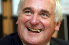 Bertie Ahern's retirement: the speech in full