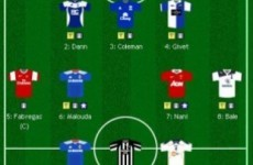 Fantasy Football: you're lucky to get this one