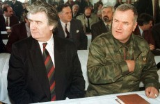 Karadzic opens Srebrenica defence in Hague war crimes trial