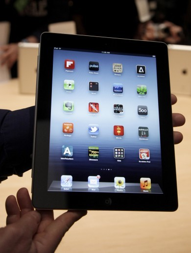 Apple's iPad Mini set for launch next week