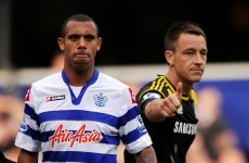Terry accepts FA ban for Ferdinand racial abuse