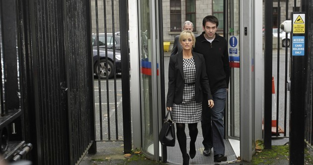 PHOTOS: Seán Quinn Jr released from prison