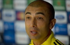 Roberto Di Matteo silent on Terry action