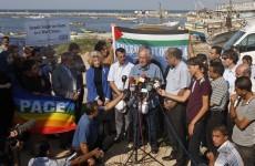 Activists on intercepted Gaza-bound boat claim Israel used tasers