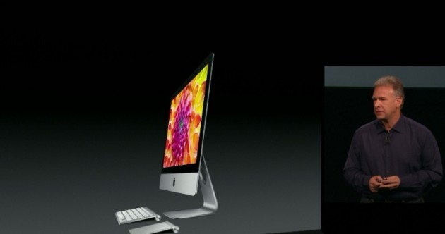 PHOTO: The iPad mini announcement is coming... but here's the new iMac