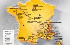 100th Tour de France to finish at nightfall
