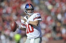 The Redzone: Eli becoming a Giant among men