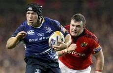 Strauss is the real deal for Ireland - Bernard Jackman