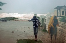 Hurricane Sandy kills 21 in Caribbean, takes aim at US