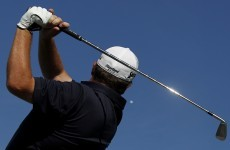 Scorching 64 gives Lowry share of clubhouse lead