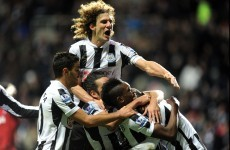 Premier League: Last ditch Cisse grabs winner for Newcastle as Bale returns to haunt Saints