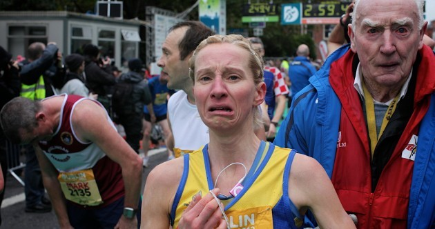 Pics: The agony and the ecstasy of the Dublin City Marathon