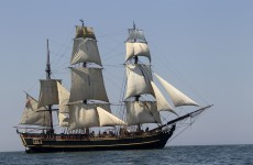 14 rescued, 2 still missing after Hurricane sinks 'HMS Bounty'